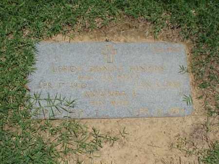 HINTON, AMANDA - Pulaski County, Arkansas | AMANDA HINTON - Arkansas Gravestone Photos