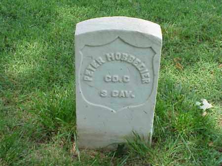 HOBBEDIER (VETERAN UNION), PETER - Pulaski County, Arkansas | PETER HOBBEDIER (VETERAN UNION) - Arkansas Gravestone Photos