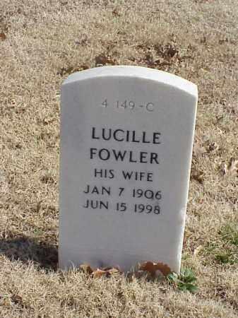 HOBBY, LUCILLE - Pulaski County, Arkansas | LUCILLE HOBBY - Arkansas Gravestone Photos