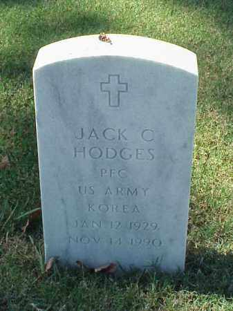 HODGES  (VETERAN KOR), JACK C - Pulaski County, Arkansas | JACK C HODGES  (VETERAN KOR) - Arkansas Gravestone Photos
