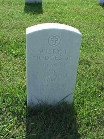 HODGES, JR (VETERAN KOR), WILEY L - Pulaski County, Arkansas   WILEY L HODGES, JR (VETERAN KOR) - Arkansas Gravestone Photos