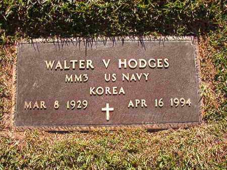 HODGES (VETERAN KOR), WALTER V - Pulaski County, Arkansas | WALTER V HODGES (VETERAN KOR) - Arkansas Gravestone Photos