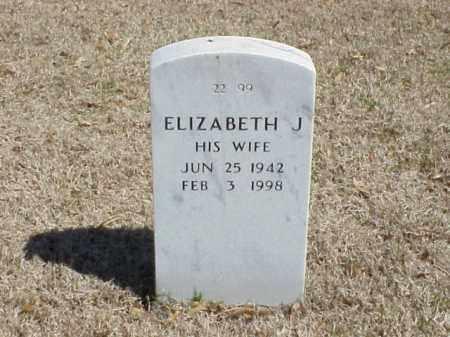 HOFFMAN, ELIZABETH J - Pulaski County, Arkansas | ELIZABETH J HOFFMAN - Arkansas Gravestone Photos