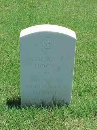HOGUE (VETERAN WWII), OSCAR F - Pulaski County, Arkansas | OSCAR F HOGUE (VETERAN WWII) - Arkansas Gravestone Photos