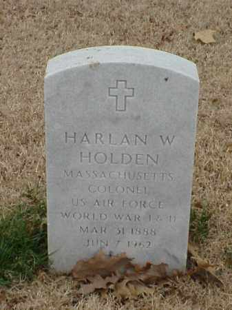 HOLDEN (VETERAN 2 WARS), HARLAN W - Pulaski County, Arkansas | HARLAN W HOLDEN (VETERAN 2 WARS) - Arkansas Gravestone Photos