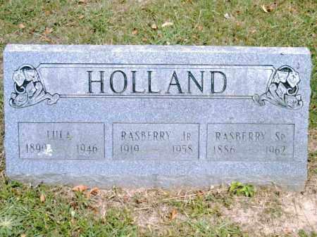HOLLAND, LULA - Pulaski County, Arkansas | LULA HOLLAND - Arkansas Gravestone Photos