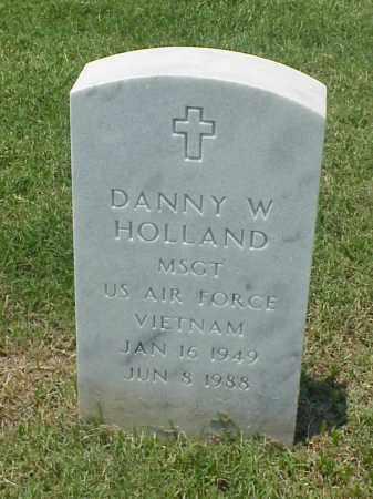 HOLLAND (VETERAN VIET), DANNY WARREN - Pulaski County, Arkansas | DANNY WARREN HOLLAND (VETERAN VIET) - Arkansas Gravestone Photos