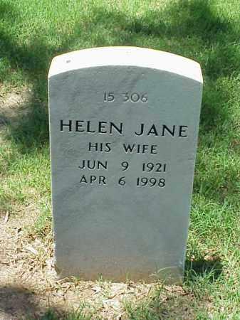 HOLLINGSHEAD, HELEN JANE - Pulaski County, Arkansas | HELEN JANE HOLLINGSHEAD - Arkansas Gravestone Photos
