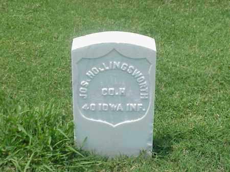 HOLLINGSWORTH (VETERAN UNION), JOSEPH - Pulaski County, Arkansas | JOSEPH HOLLINGSWORTH (VETERAN UNION) - Arkansas Gravestone Photos