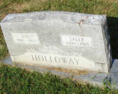 HOLLOWAY, SALLY - Pulaski County, Arkansas | SALLY HOLLOWAY - Arkansas Gravestone Photos