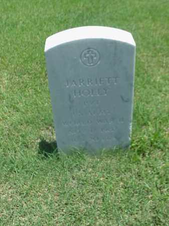 HOLLY (VETERAN WWII), JARRIETT - Pulaski County, Arkansas   JARRIETT HOLLY (VETERAN WWII) - Arkansas Gravestone Photos