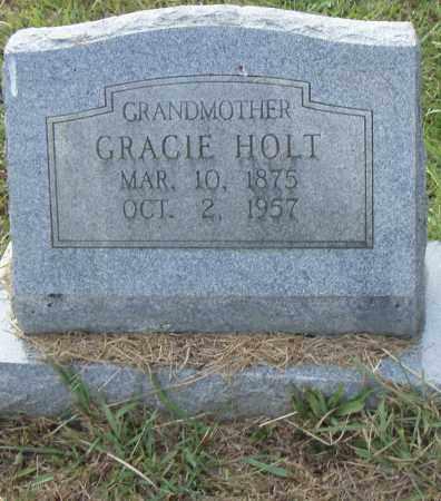 HOLT, GRACIE - Pulaski County, Arkansas | GRACIE HOLT - Arkansas Gravestone Photos