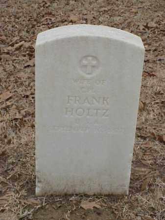 HOLTZ, WIFE - Pulaski County, Arkansas | WIFE HOLTZ - Arkansas Gravestone Photos