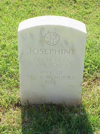 HONEA, JOSEPHINE - Pulaski County, Arkansas | JOSEPHINE HONEA - Arkansas Gravestone Photos