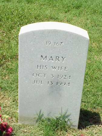 HONORABLE, MARY - Pulaski County, Arkansas   MARY HONORABLE - Arkansas Gravestone Photos