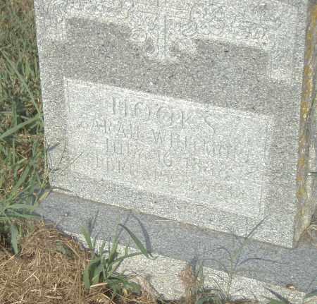 HOOKS, SARAH - Pulaski County, Arkansas | SARAH HOOKS - Arkansas Gravestone Photos