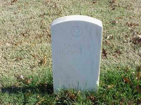 HOPKINS, JR  (VETERAN WWII), SAMUEL - Pulaski County, Arkansas | SAMUEL HOPKINS, JR  (VETERAN WWII) - Arkansas Gravestone Photos