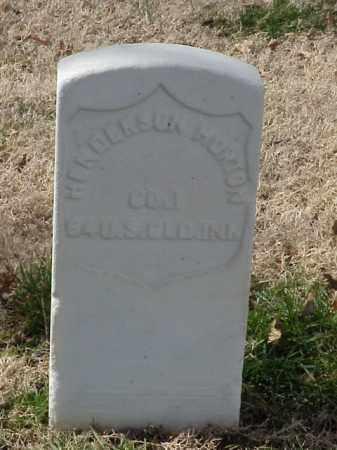 HORTON  (VETERAN UNION), HENDERSON - Pulaski County, Arkansas | HENDERSON HORTON  (VETERAN UNION) - Arkansas Gravestone Photos