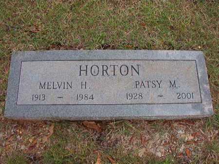 HORTON, PATSY M - Pulaski County, Arkansas   PATSY M HORTON - Arkansas Gravestone Photos