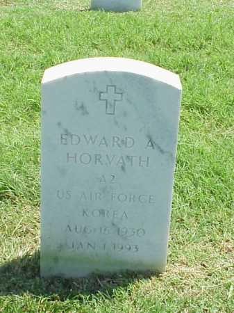 HORVATH (VETERAN KOR), EDWARD A - Pulaski County, Arkansas | EDWARD A HORVATH (VETERAN KOR) - Arkansas Gravestone Photos