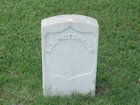 HOTCHKISS (VETERAN UNION), ELI  CLEVELAND - Pulaski County, Arkansas | ELI  CLEVELAND HOTCHKISS (VETERAN UNION) - Arkansas Gravestone Photos