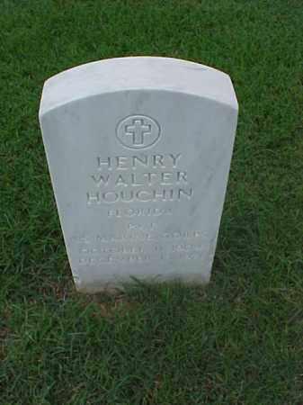 HOUCHIN (VETERAN WWI), HENRY WALTER - Pulaski County, Arkansas | HENRY WALTER HOUCHIN (VETERAN WWI) - Arkansas Gravestone Photos