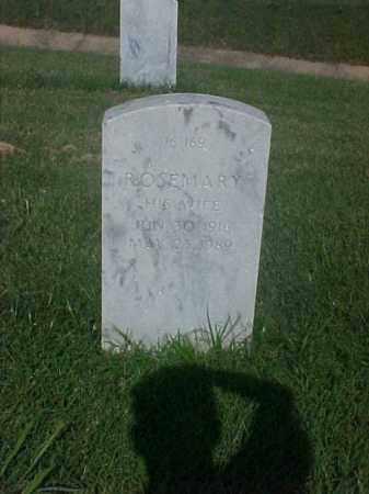 HOUSER, ROSEMARY - Pulaski County, Arkansas   ROSEMARY HOUSER - Arkansas Gravestone Photos