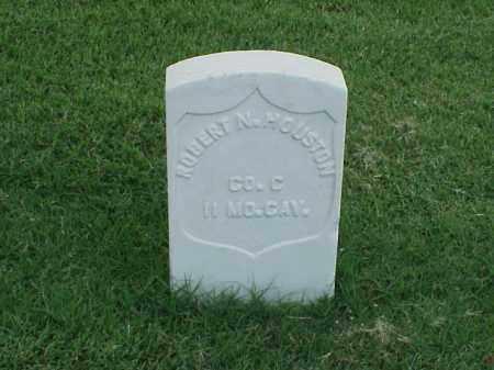 HOUSTON (VETERAN UNION), ROBERT N - Pulaski County, Arkansas | ROBERT N HOUSTON (VETERAN UNION) - Arkansas Gravestone Photos