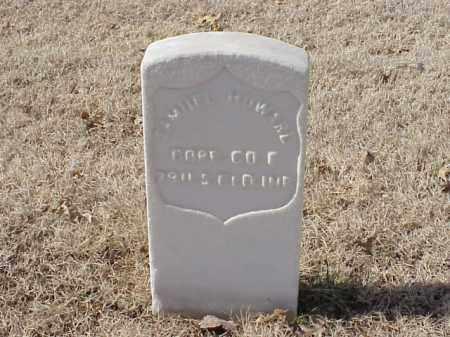 HOWARD  (VETERAN UNION), SAMUEL - Pulaski County, Arkansas   SAMUEL HOWARD  (VETERAN UNION) - Arkansas Gravestone Photos