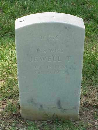 HOWARD, JEWELL T - Pulaski County, Arkansas | JEWELL T HOWARD - Arkansas Gravestone Photos