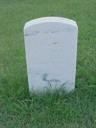 HOWARD, MABEL - Pulaski County, Arkansas   MABEL HOWARD - Arkansas Gravestone Photos
