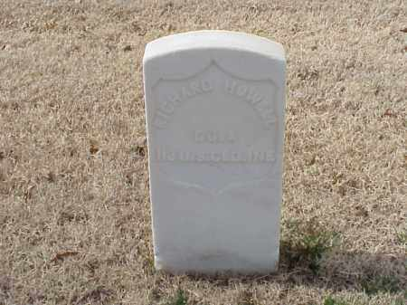 HOWELL  (VETERAN UNION), RICHARD - Pulaski County, Arkansas | RICHARD HOWELL  (VETERAN UNION) - Arkansas Gravestone Photos