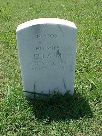 HOWELL, ELLA M - Pulaski County, Arkansas | ELLA M HOWELL - Arkansas Gravestone Photos