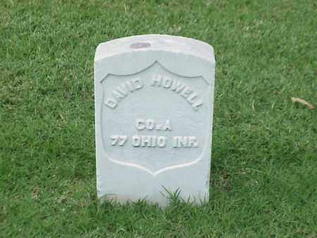 HOWELL (VETERAN UNION), DAVID - Pulaski County, Arkansas | DAVID HOWELL (VETERAN UNION) - Arkansas Gravestone Photos