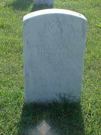 HOWELL (VETERAN WWII), WILLIAM B - Pulaski County, Arkansas | WILLIAM B HOWELL (VETERAN WWII) - Arkansas Gravestone Photos