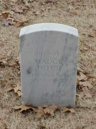 GORDER, MADGE HOYT - Pulaski County, Arkansas | MADGE HOYT GORDER - Arkansas Gravestone Photos