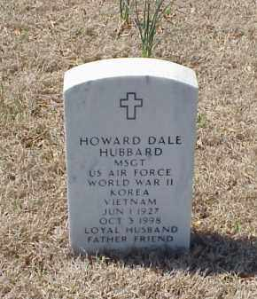 HUBBARD (VETERAN 3 WARS), HOWARD DALE - Pulaski County, Arkansas | HOWARD DALE HUBBARD (VETERAN 3 WARS) - Arkansas Gravestone Photos
