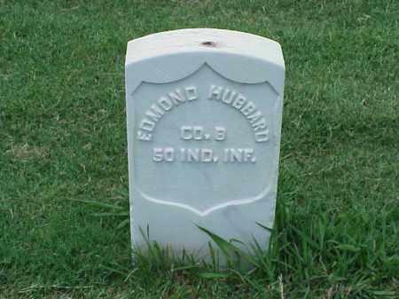 HUBBARD (VETERAN UNION), EDMUND - Pulaski County, Arkansas | EDMUND HUBBARD (VETERAN UNION) - Arkansas Gravestone Photos