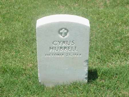 HUBBELL, CYRUS - Pulaski County, Arkansas   CYRUS HUBBELL - Arkansas Gravestone Photos