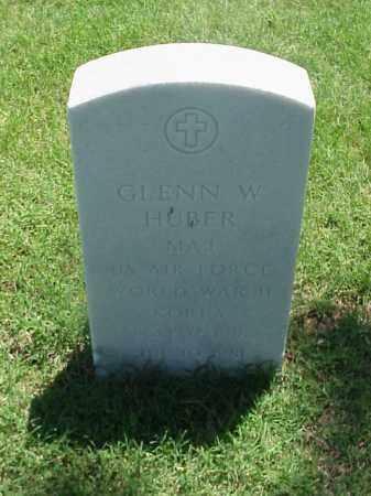 HUBER (VETERAN 2 WARS), GLENN W - Pulaski County, Arkansas   GLENN W HUBER (VETERAN 2 WARS) - Arkansas Gravestone Photos