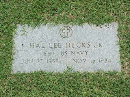 HUCKS, JR (VETERAN), HAL LEE - Pulaski County, Arkansas | HAL LEE HUCKS, JR (VETERAN) - Arkansas Gravestone Photos