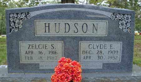 HUDSON, CLYDE E. - Pulaski County, Arkansas   CLYDE E. HUDSON - Arkansas Gravestone Photos