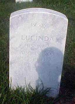 HUDSPETH, LUCINDA - Pulaski County, Arkansas | LUCINDA HUDSPETH - Arkansas Gravestone Photos