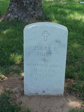 HUEY (VETERAN), JERRY L - Pulaski County, Arkansas | JERRY L HUEY (VETERAN) - Arkansas Gravestone Photos