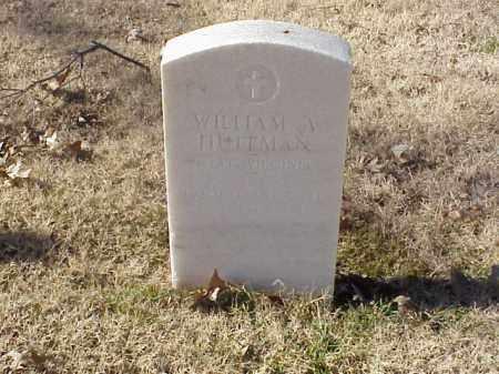 HUFFMAN  (VETERAN WWI), WILLIAM A - Pulaski County, Arkansas | WILLIAM A HUFFMAN  (VETERAN WWI) - Arkansas Gravestone Photos