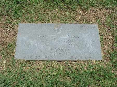 HUGGINS, FRANCES - Pulaski County, Arkansas   FRANCES HUGGINS - Arkansas Gravestone Photos