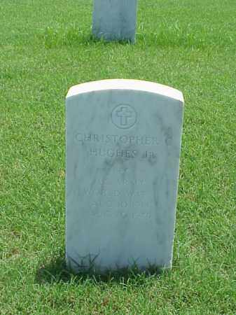 HUGHES, JR (VETERAN WWII), CHRISTOPHER C - Pulaski County, Arkansas   CHRISTOPHER C HUGHES, JR (VETERAN WWII) - Arkansas Gravestone Photos