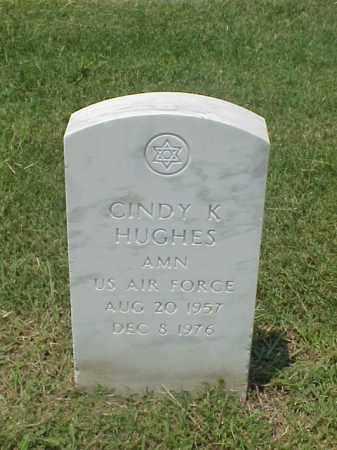 HUGHES (VETERAN), CINDY K - Pulaski County, Arkansas   CINDY K HUGHES (VETERAN) - Arkansas Gravestone Photos