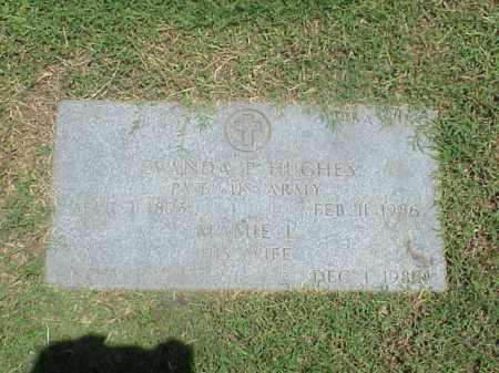 HUGHES, MAMIE L - Pulaski County, Arkansas | MAMIE L HUGHES - Arkansas Gravestone Photos