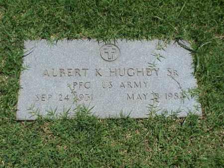 HUGHEY, SR (VETERAN KOR), ALBERT K - Pulaski County, Arkansas | ALBERT K HUGHEY, SR (VETERAN KOR) - Arkansas Gravestone Photos